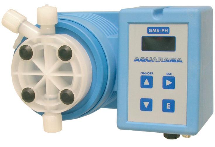 Bombas dosificadoras sumipool mantenimiento de for Bomba dosificadora de ph para piscinas