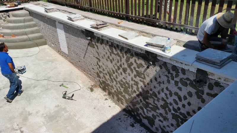 Reformas de piscinas sumipool mantenimiento de for Impermeabilizacion piscinas